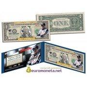 США 1 доллар 2006 Дейл Эрнхардт Наскар цвет фотопечать оригинал