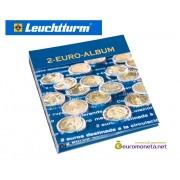 Альбом Leuchtturm NUMIS для юбилейных монет 2 евро, том 2