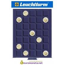 Leuchtturm планшет SMART 35 квадратных ячеек, 27 мм