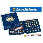 "Leuchtturm Альбом для монет PRESSO, евро Коллекция для 2 евро монет ""Римский договор"""