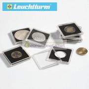 Капсула для монет квадратная QUADRUM 19 мм Leuchtturm Германия 50х50