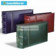 Многоцелевой альбом для 100 открыток, писем, стандартных фотографий, Leuchtturm, синий