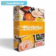 Leuchtturm альбом Grande для пивных подставок (бирдекель) включает 15 листов по 6 ячеек, Германия