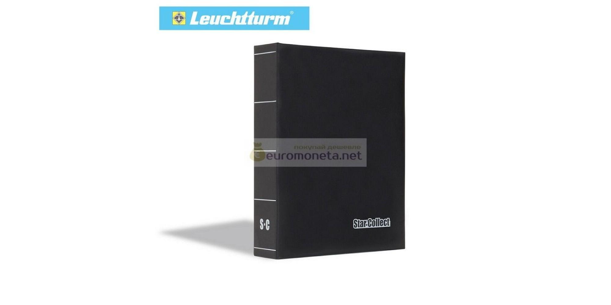 Многоцелевой альбом для 200 открыток, писем, фотографий и другого, Star Collect, Leuchtturm Германия