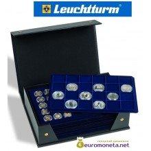 Кассета для монет TABLO 10 папка бокс для планшетов Leuchtturm, пр-во Германия