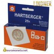 Холдер HARTBERGER 35 мм для монет, самоклеящиеся, Германия