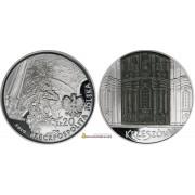 Польша 20 злотых 2010 год Памятники республики - Krzeszów серебро пруф