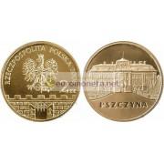 Польша 2 злотых 2006 год Серия монет: «Исторические города в Польше» Пщина вои. Силезское, АЦ