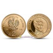 Польша 2 злотых 2013 год 200 лет со дня смерти князя Юзефа Понятовского АЦ из запайки