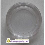Польша круглая капсула для монет 23 мм 10 штук