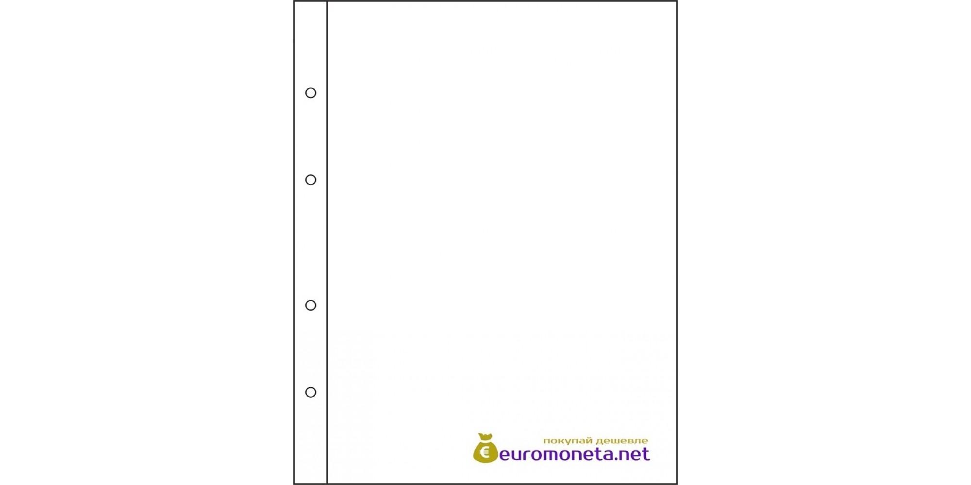 Лист Grande на 1 бону банкноту , прозрачный, пр-во Россия