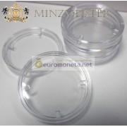 Капсула для монет круглая 22 мм (внешний 31 мм) производство Россия