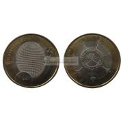 Словения 3 евро 2012 год. 100 лет первой олимпийской медали Словении. АЦ из ролла