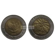 Индонезия 1000 рупий, 1994 год