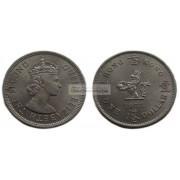 Гонконг 1 доллар 1973 год. Елизавета II