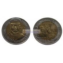 Республика Филиппины 10 песо 2016 год. 150 лет со дня рождения Антонио Луны