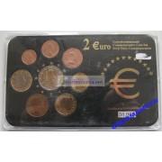 Люксембург набор евро 2003 год АЦ UNC лимитированная серия 50 000 штук