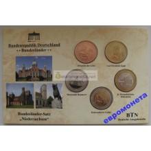 Германия набор токенов тираж 10 000 штук