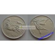 Италия 500 лир 1961 год R серебро 100 лет объединения Италии
