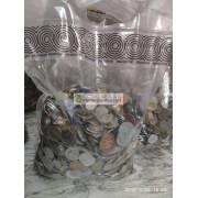 МИР 10 кг 10000 гр иностранных монет микс монеты мира английский сбор 50% экзотика