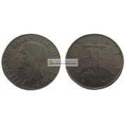 Италия 1 лира 1940 год Виктор Эммануил III
