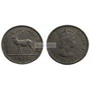 Маврикий 1/2 (пол) рупии, 1978 год