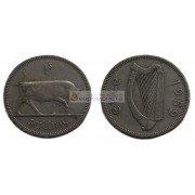 Ирландия 1 шиллинг 1959 год