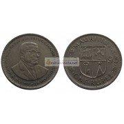 Маврикий 1 рупия 1993 год