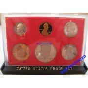 США годовой набор 1982 год пруф proof