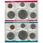 США полный набор монет 1978 год 12 монет Денвер (D), Филадельфия (P) АЦ