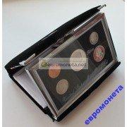 США набор 1998 год us mint premier silver proof set пруф серебро 5 монет