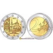 Германия 2 евро 2013 Федеральные земли Баден-Вюртемберг, монастырь Маульбронн, двор F