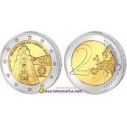 Португалия 2 евро 2013 год, 250 лет Церковь Клеригуш, биметалл