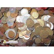 МИР 10 кг 10000 гр иностранных монет микс монеты мира польский сбор