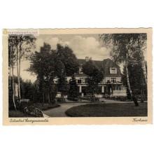 Пруссия Georgenswalde Георгенсвальде Курхаус Отрадное (Калининградская область) особняк