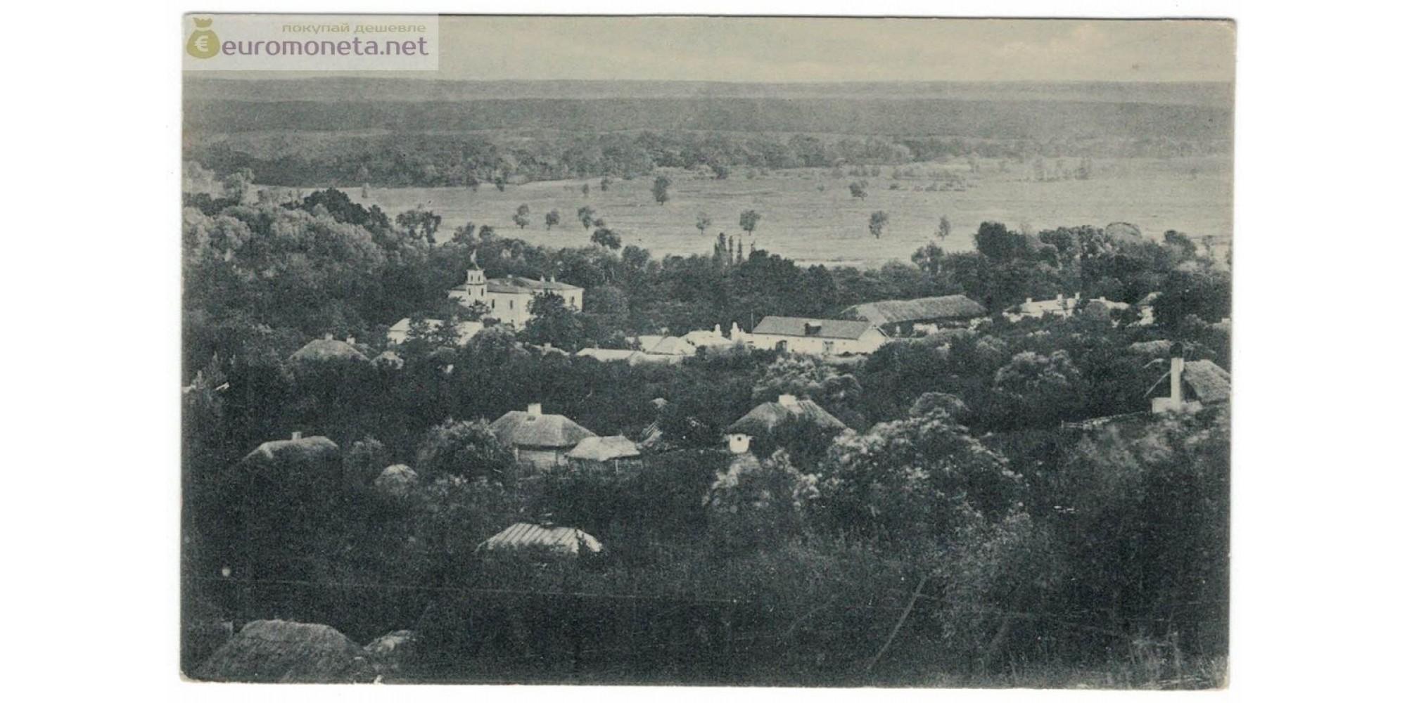 Открытка Пруссия Кёнигсберг Светлый деревня Боброво (Эленскруг, Коббельбуде до 1946 года)