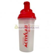 Шейкер / бутылка для занятия спортом для протеина / воды 700 мл, ActiVlab